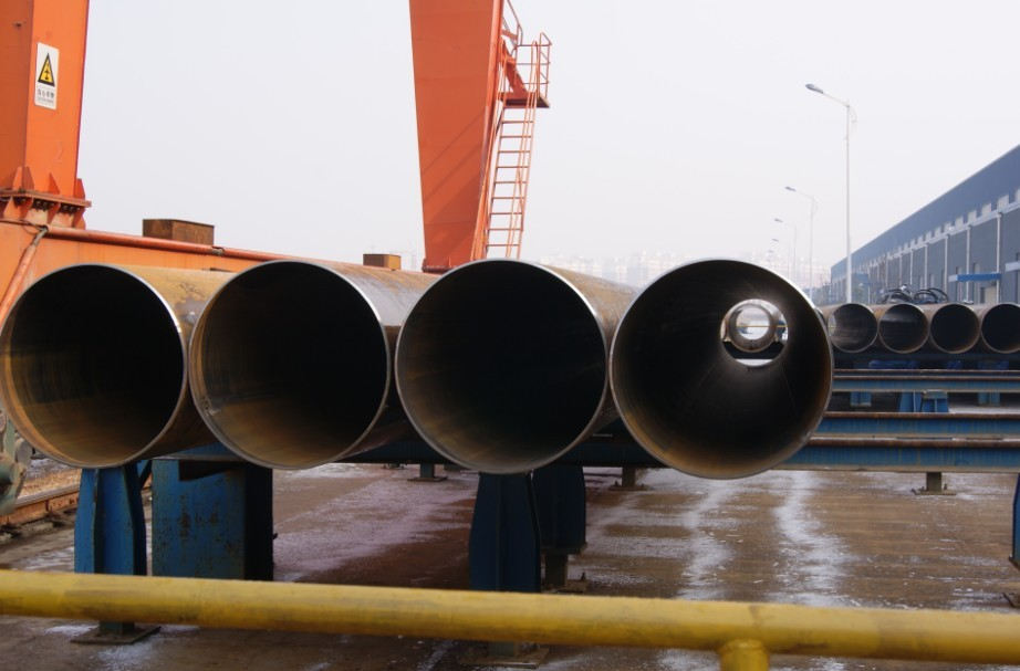 API 5L Gr.B 20 inch LSAW steel Pipe for gas transportation