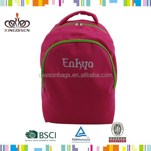 Factory price funky japanese fashionable girls style backpack