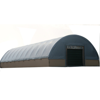 Powered Retractable Portable Motorcycle Garage Shelter
