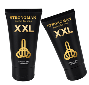 free shipping OEM strong man XXL massage delay enlarge cream 50ml supply nutrition growth Penis Enlargement
