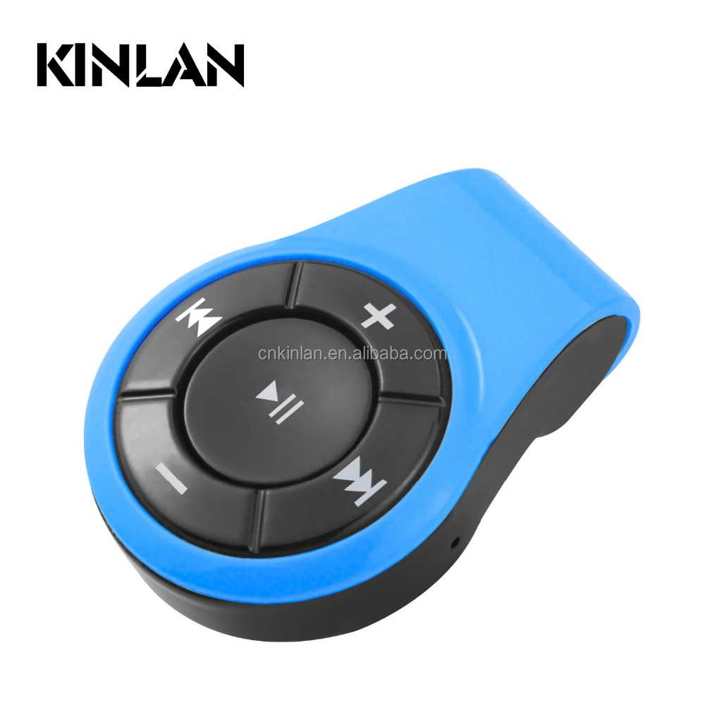 Kinlan Mini bluetooth audio receiver 3.5mm jack for speakers Iphone wireless adapters car aux connector