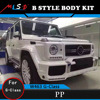 Car-Styling High Quality Perfect Fitment B Style Bodykit for Mercedes Benz G class W463