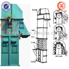 Yuhui hopper lift machine price for sand and crushed stones