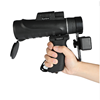Monocular Telescope 10 x 42 Zoom Single Focus High Power HD Wide View Mono Spotting Scope With Handheld Stand For Outdoor Device