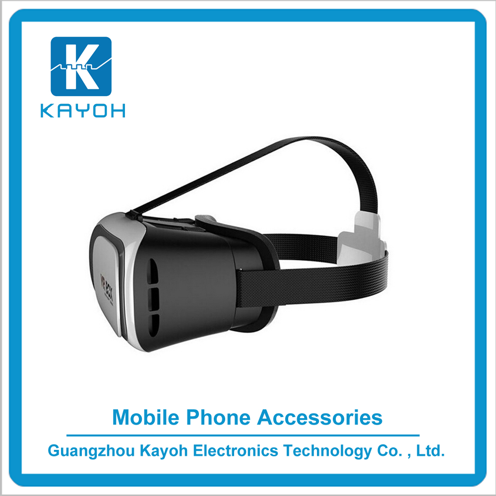[kayoh] cell phone accessories 2016 whole high quality vr glasses and brand new vr box for mobile phone