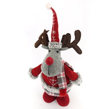 holiday tree decorations deer christmas tree ornaments