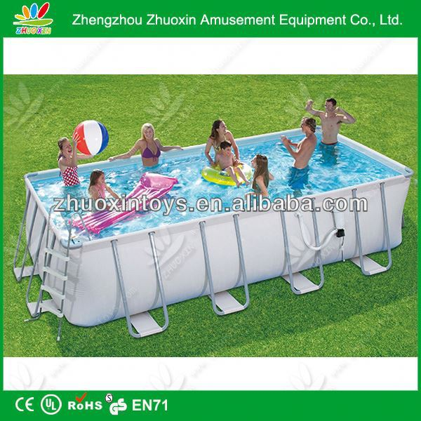 Popular commercial cheap intex ultra frame pool