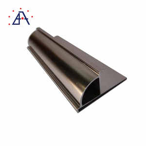 cheap price anodized 6063 series tile trim aluminum