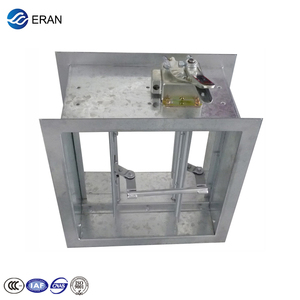 Motorized Air Volume Control Damper