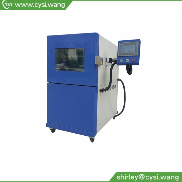 80l programmable fast thermal test chamber for thermal test of