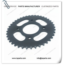 Factory supply Motorcycle Sprocket 41T used for Mini Moto parts