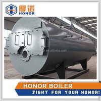 Professional customized service oil gas fired steam boiler