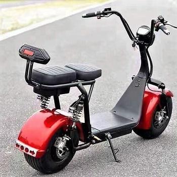 Wheel Electric Scooter 1000w Citicoco 20 Mph