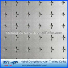 Stainless Steel / Inconel Perforated Metal Sheet / Strainer Mesh
