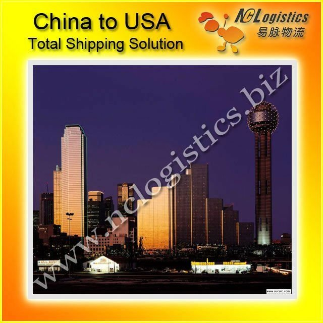 Shipping from shenzhen to USA