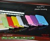 OEM ultra slim polymer power bank 5000mAh, colorful shell good as promotion gift