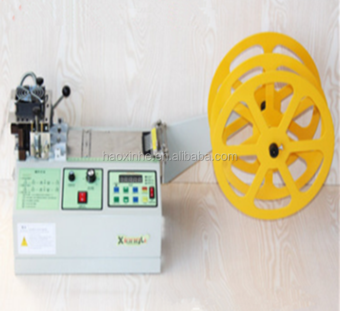 Free Inspection Automatic Nylon Webbing Cutting Machine(CE)
