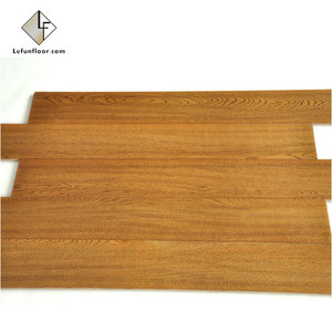 Building materials teak wood parquet flooring