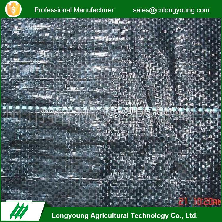 2017 Newest woven weed biodegradable anti-grass ground net