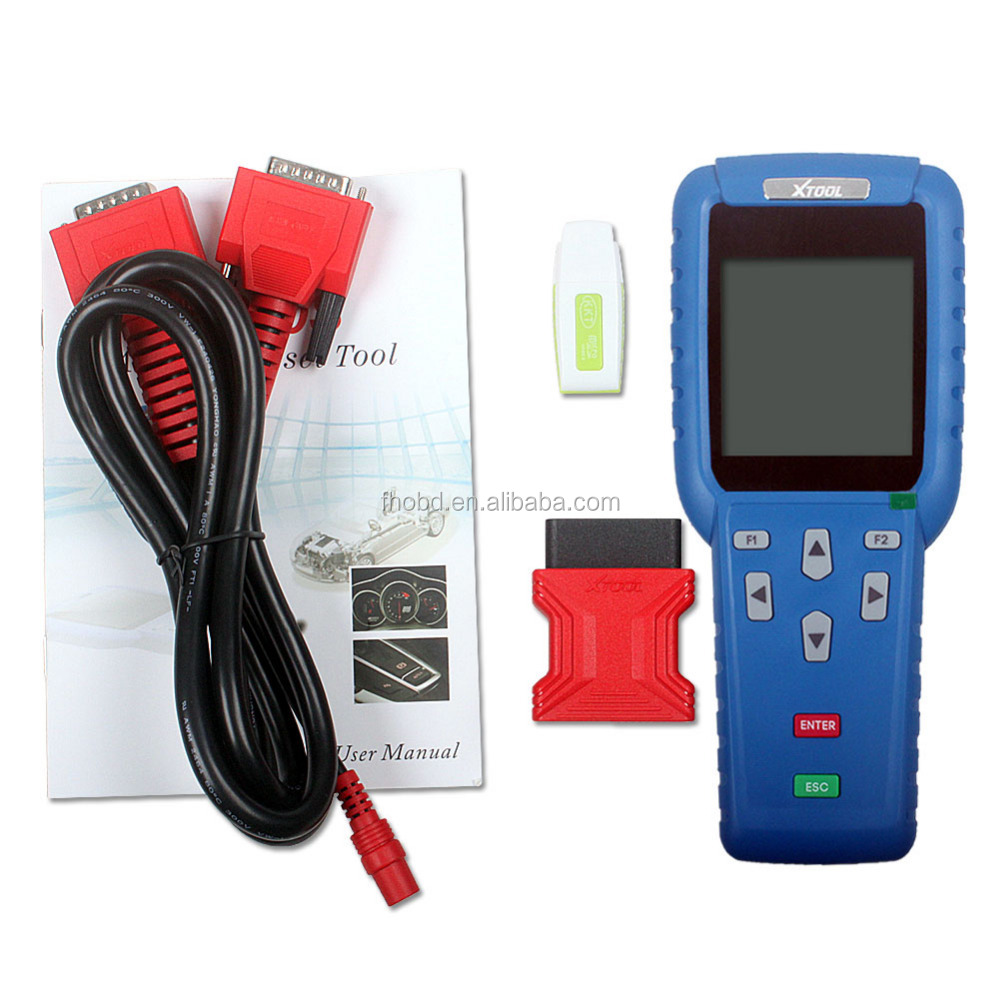 2015 Xtool Oil Reset Tool X-200 X200S Airbag Reset Tool X200 Airbag Reset X200 Scanner X200 OBD2 Code Reader Update Online