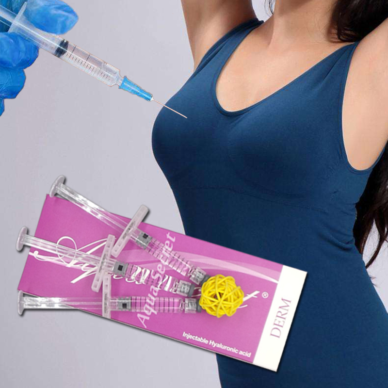100CC Breast Enhancement derma filler injection 2ml for V lifting
