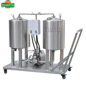 CIP cleaning system beer brewery cip system for beer brewing and fermenting equipment
