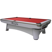 2016 New design pool table 8 ft made in China