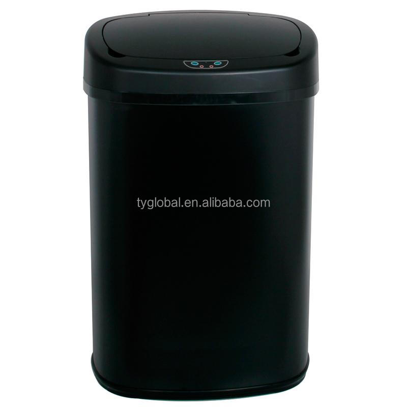 13 gallonstainless steel trash can with high quality