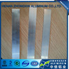 2.85 meters length aluminum grid plate