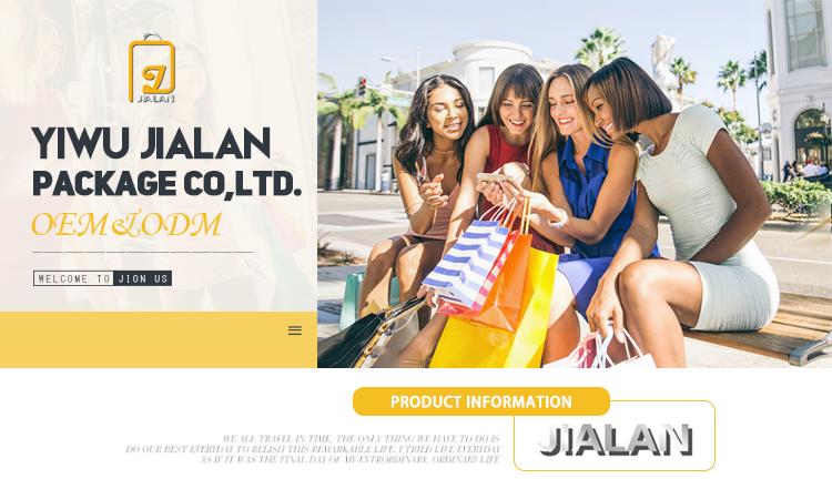Jialan cheap paper bag supplier