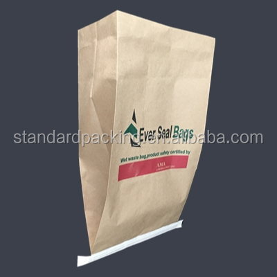 High quality printed craft paper cotton bags