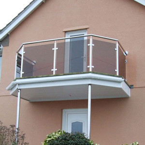 Steel Grill Glass Design For Balcony Wholesale Balcony Suppliers