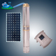 Submersible deep solar powered pump 1 inch wate pump with high flow