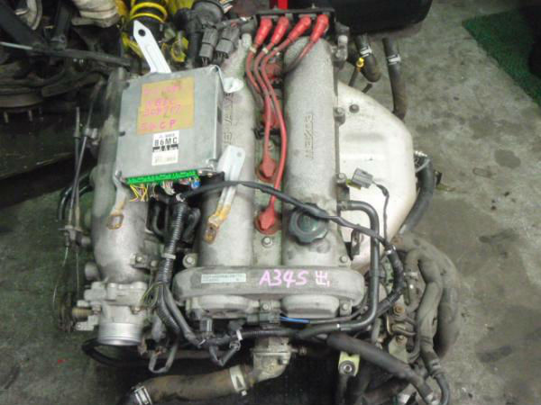 USED FRONT CLIP HALF CUT ENGINE FOR CAR MAZDA B6 B8 BP MX5 MIATA