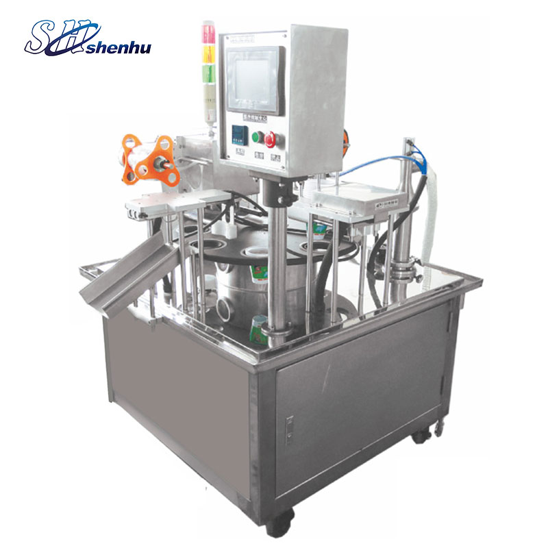 nesprsso coffee filling sealing machine/coffee capsule filling machine/manual k-cup nespresso filling machine