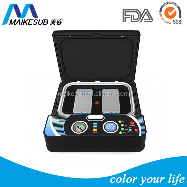3D sublimation for phone case printing machine