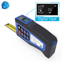 Wireless Length and Volume electric Digital Measure Steel Tape with Bluetooth and Customizable Software