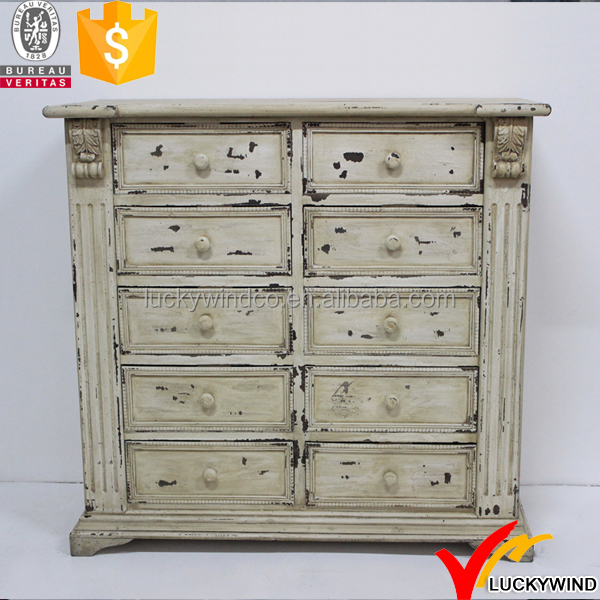 Distressed Drawers Handmade Shabby Chic Wood Furniture   Buy Wood  Furniture,Distressed Wood Furniture,Shabby Chic Wood Furniture Product On  Alibaba.com