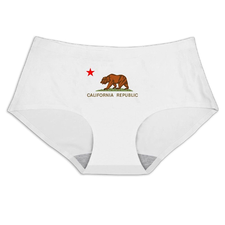Raingningsning California Republic LGBT Teenage Cotton Boxer Briefs Underwear