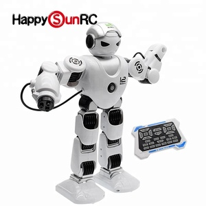 smart toy IR infrared controlled walk mini robot could programme