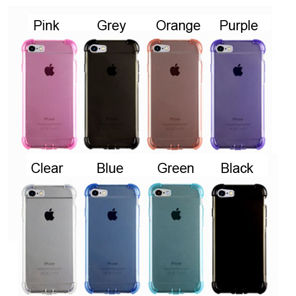 Strong conner Anti Knock Hockey Air Bag TPU case for Oppo F1 plus 5.5' 8 colors