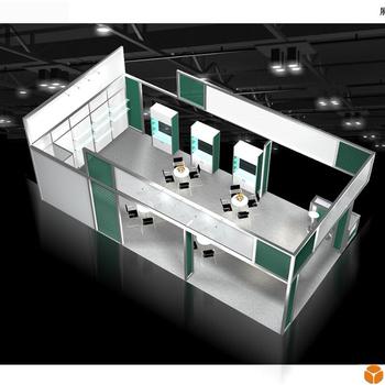 Exhibition Shell Scheme : Shell scheme exhibition booth
