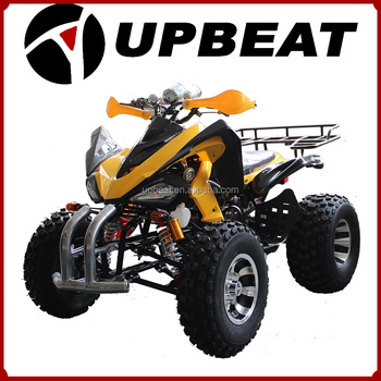 water cooled four wheel 250cc quad bike import from China