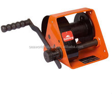 HWG/HWV Worm Gear Hand Lifting Winch with CE for Europe Market