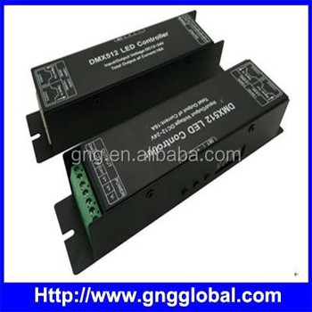 3 Channel Dmx Converter Controller Solenoid - Buy Dmx Converter Controller  Solenoid,Dmx 512 Decoder,Led Decoder Product on Alibaba com