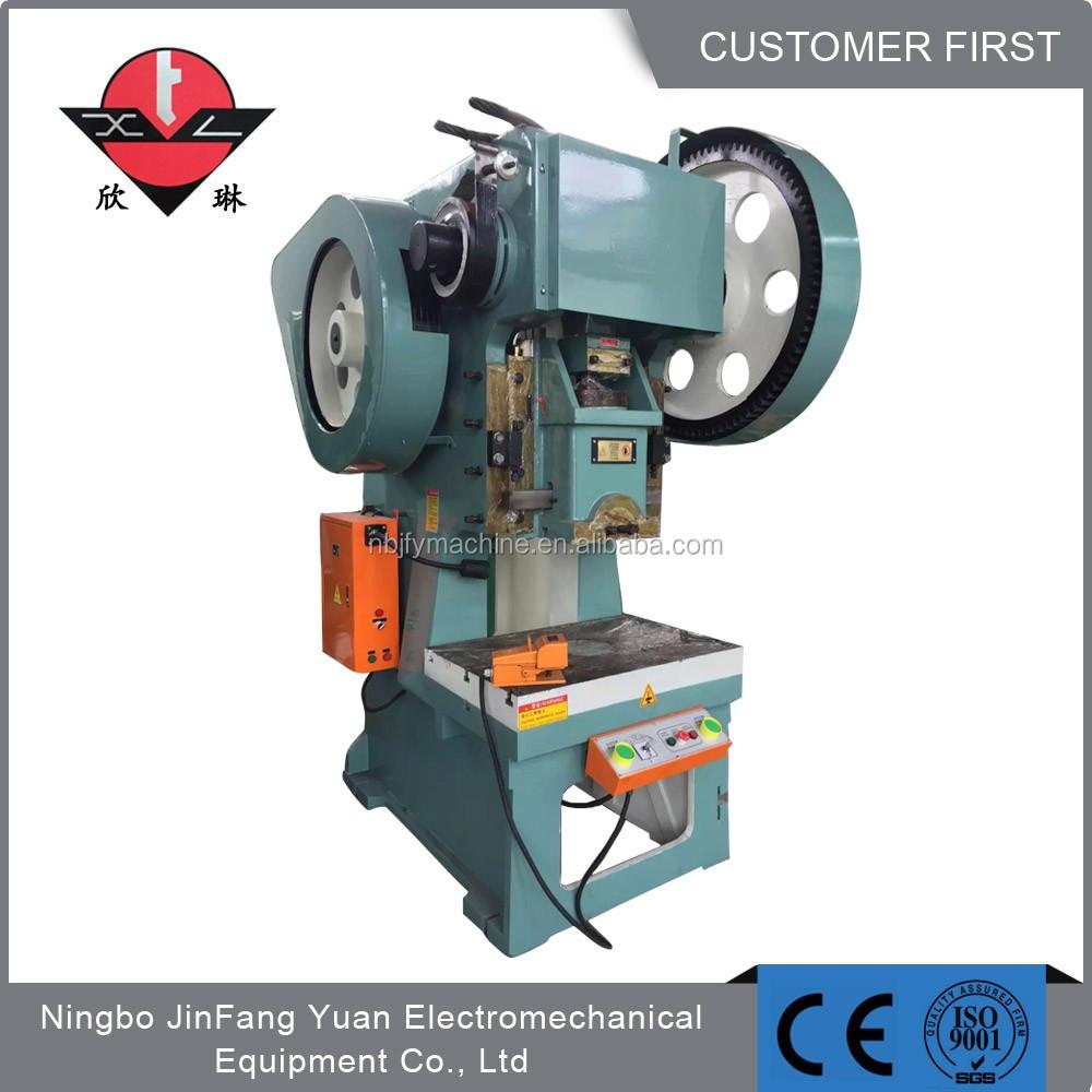 Low Price Plate Power Press 30 Ton Iron Sheet Punch Press Machine - Buy  Iron Sheet Punch Press Machine,Plate Power Press,30 Ton Punch Press Product  on