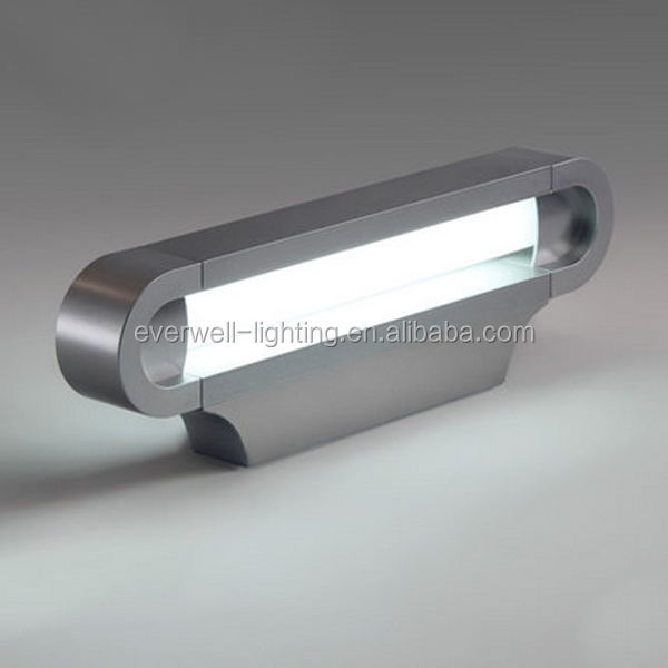 stainless steel and acrylic T5 Tube indoor wall lamp