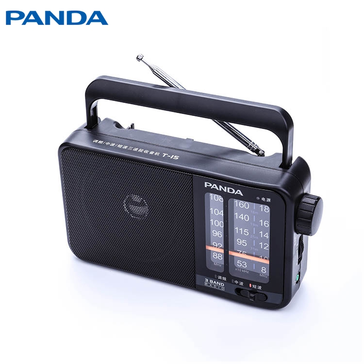 Portátil mini mp3 rádio am fm estéreo scanner de bolso digital orador