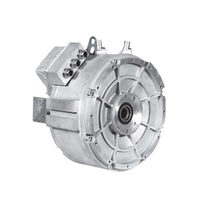 60kW Permanent Magnet Motor for Car