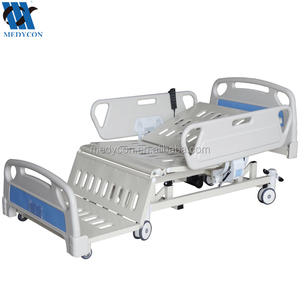 MDK-3618K(IV)-C Suzhou Medycon CE and ISO home care3 function electric hospital recliner chair bed, convertible hospital chair b